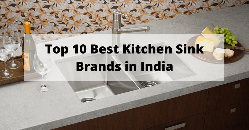Top 10 Best Kitchen Sink Brands In India Itsbest10